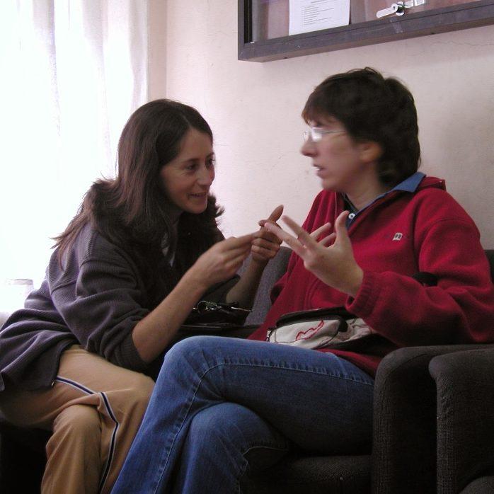 Incontro con Isabel a Pinerolo